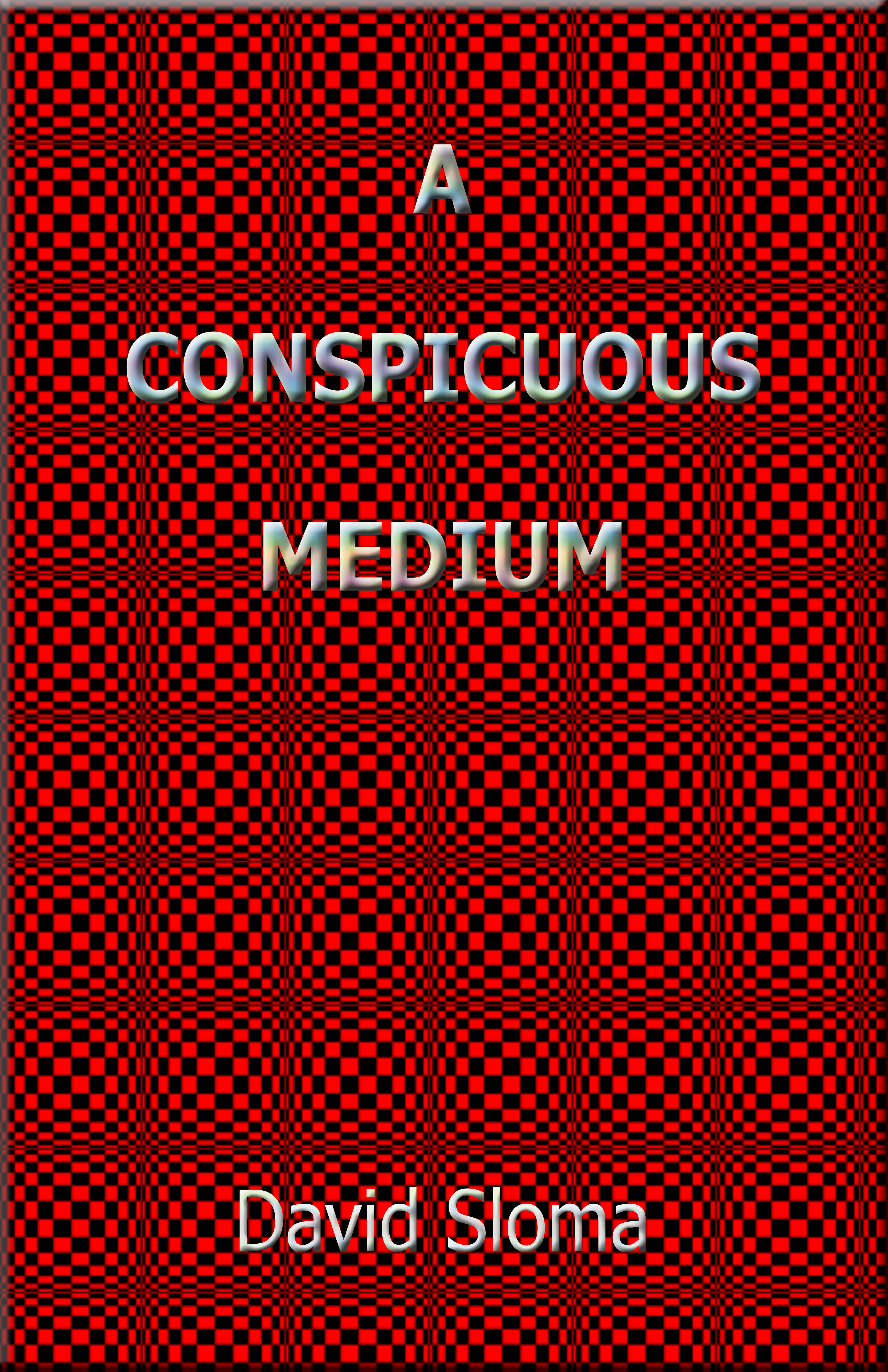 Poetry Book Cover Printable : My poetry book quot a conspicuous medium back in print