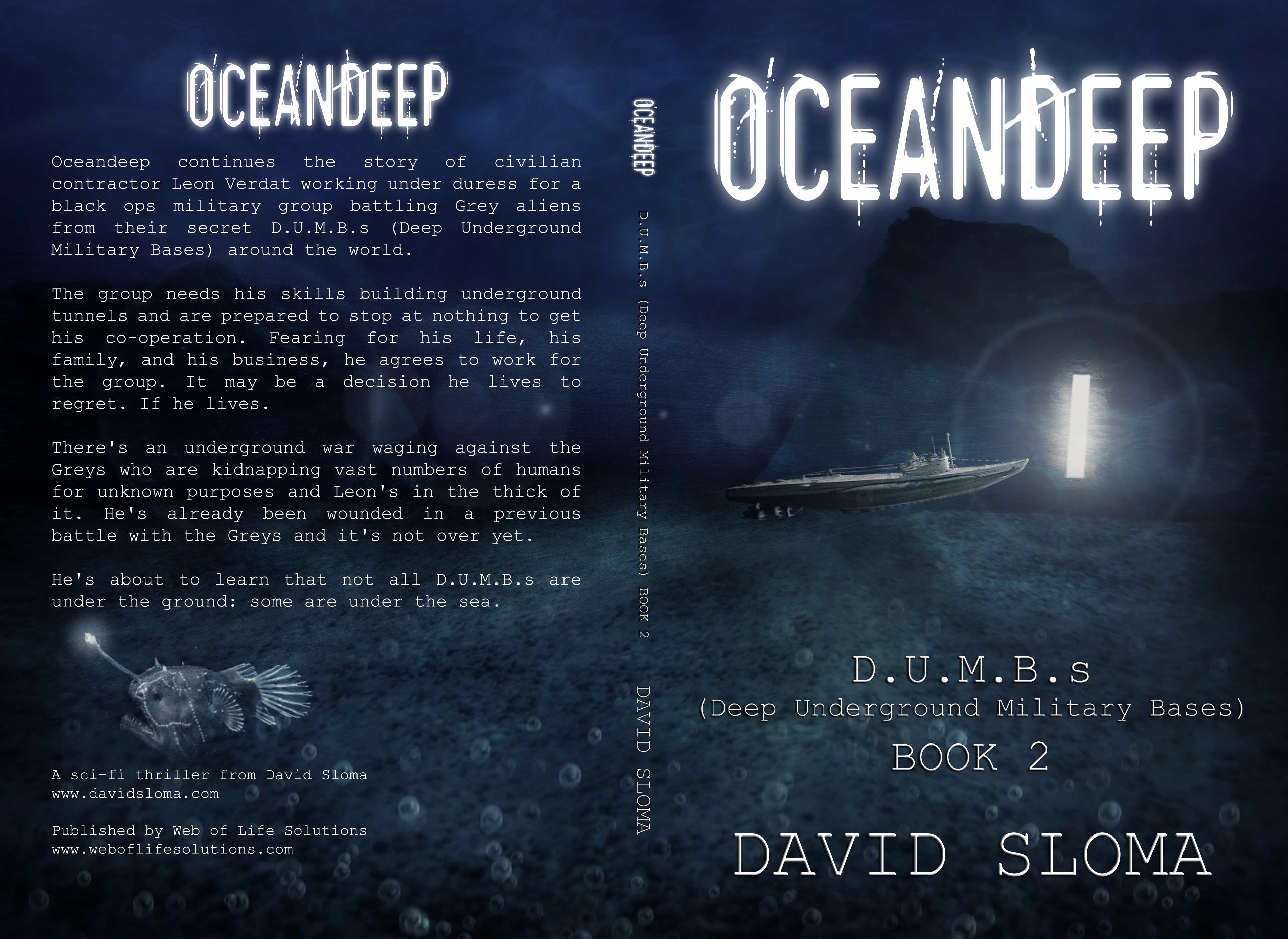 Oceandeep paperbacks on the way!