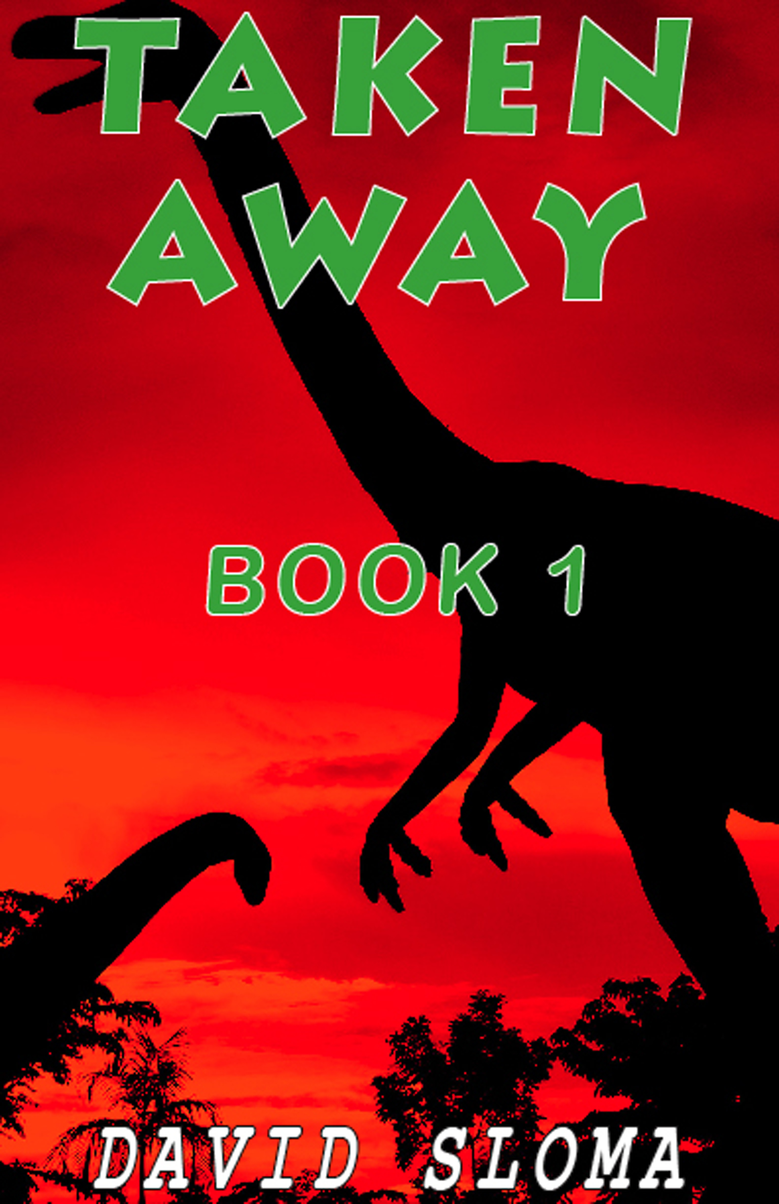 Taken Away Kindle Countdown Deal