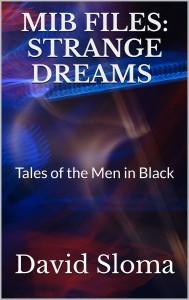 MIB - STRANGE DREAMS ebook cover