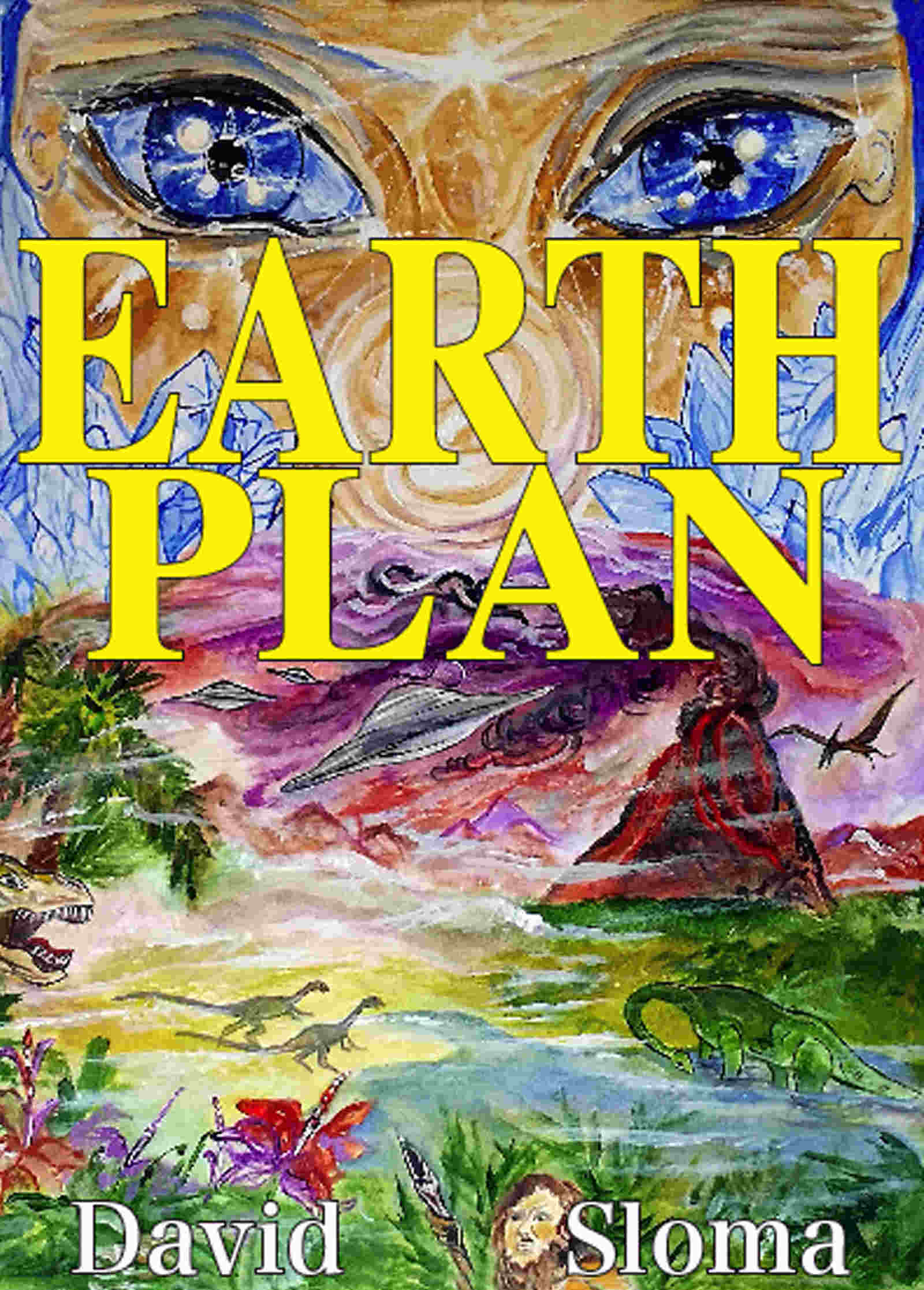 EARTH PLAN on pre-order