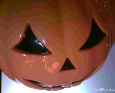 Oct 1, 2016 – Halloween stuff on display