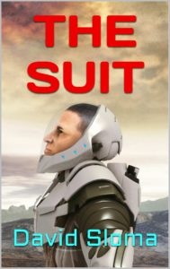 THE SUIT by David Sloma ebook cover